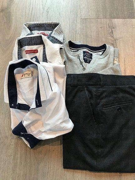 fe7aaed1 Skjorter, genser og bukse Gutt 10-12 år   FINN.no