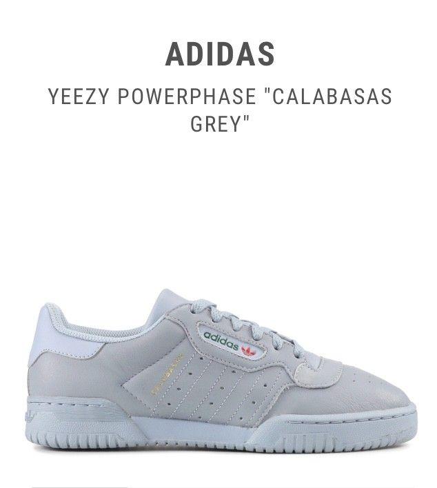 Yeezy Calabasas Powerphase Release Date |