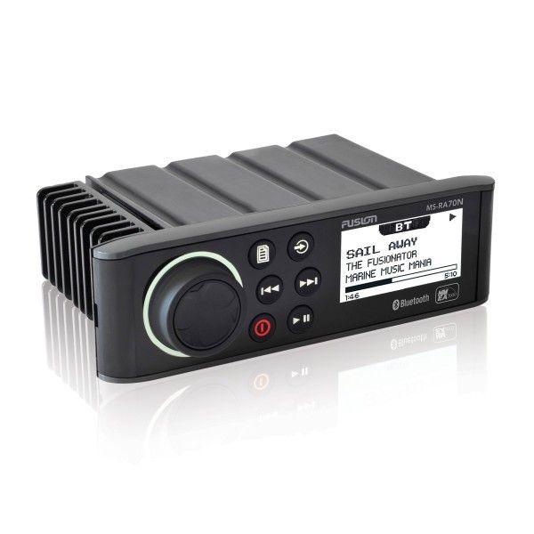Kända FUSION MARITIM STEREO, DAB Radio , Bluetooth, AUX | FINN.no QH-58