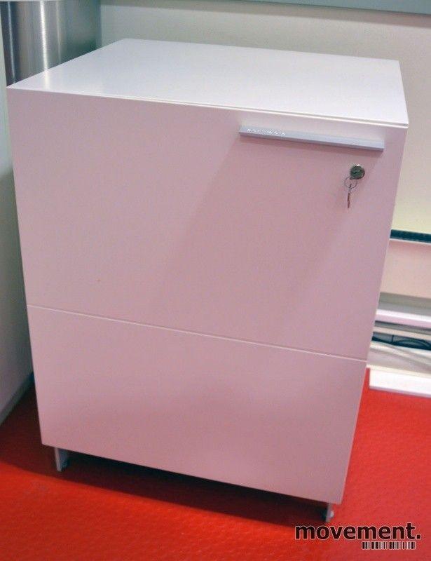 f506b8fc Medieskap / skap for AV-utstyr på møterom fra Abstracta, bredde 60cm, høyde  80cm, pent brukt | FINN.no