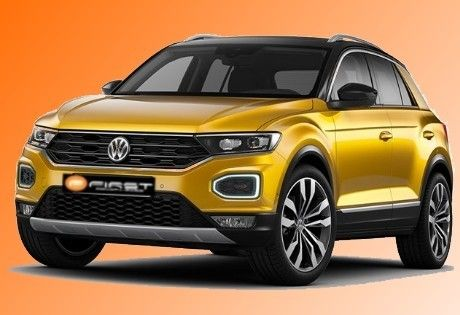 VW T-Roc Design