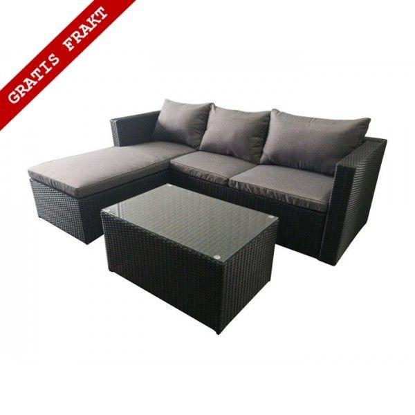 Ultra Sofagruppe hage inkl. puter og bord FRI FRAKT hagemøbler | FINN.no YQ-87