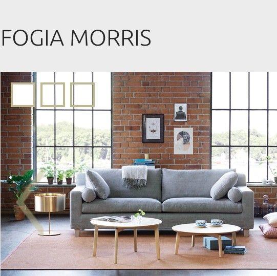 Wonderful NY PRIS! Sofa, FOGIA Morris | FINN.no GF-22
