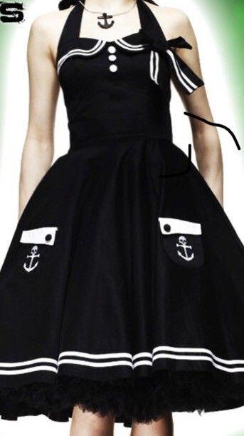 fe18ab22 UBRUKT 50- talls kjole til salgs | FINN.no