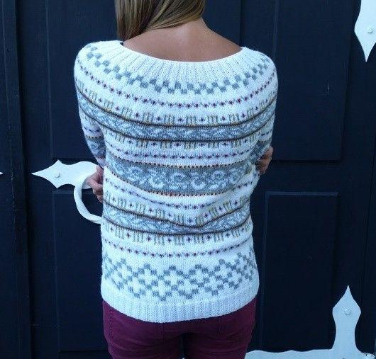 Haukeli genser. M | FINN.no