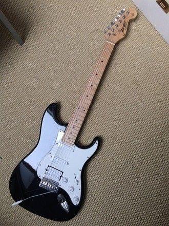 El gitar nybegynner