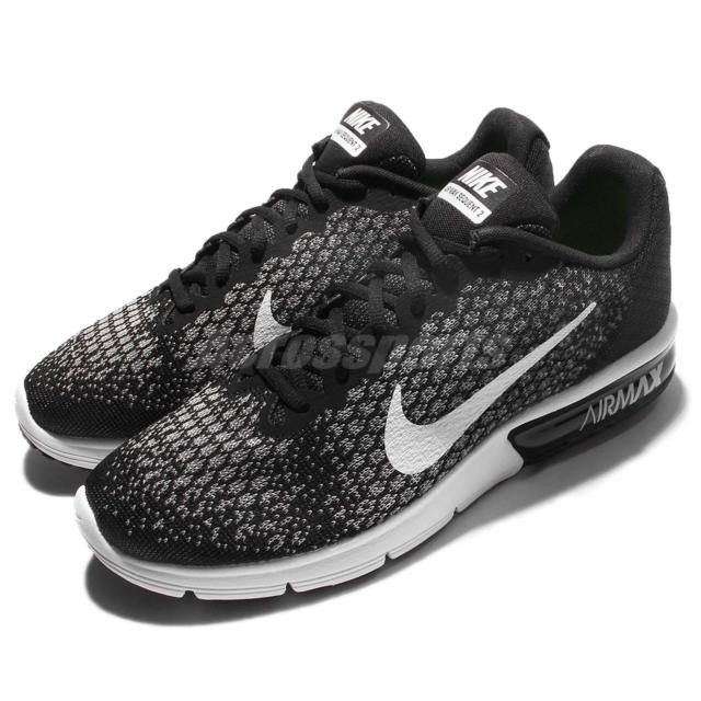 Nike Men's Air Max Sequent 2 Running Shoes   FINN.no