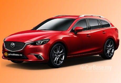 Mazda6 STV