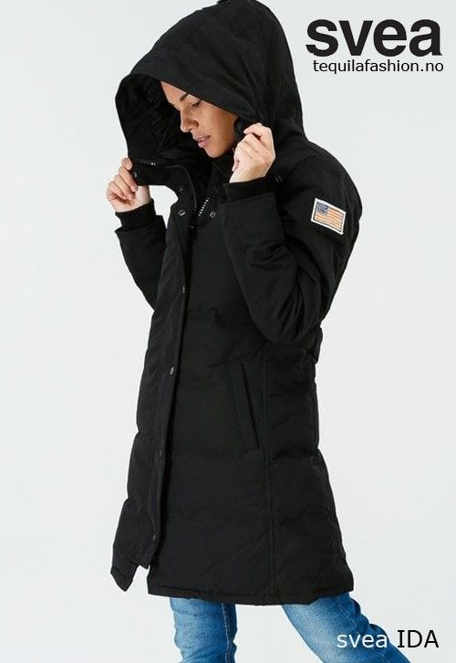 a12e2cce -50% Svea Ida Jacket - Medium lang jakke *gratis frakt | FINN.no