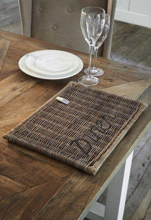 Helt nye Riviera Maison 8 stk bordbrikker | FINN.no QY-71