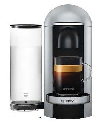 Nespresso Vertuoplus Kapselmaskin Finnno