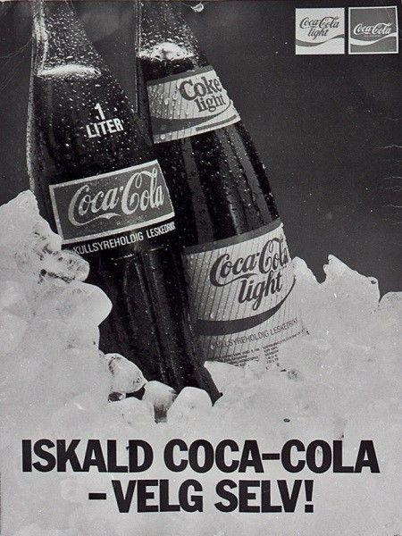 bb1348b9 Trykksaker med Coca-Cola annonser ØNSKES KJØPT. | FINN.no