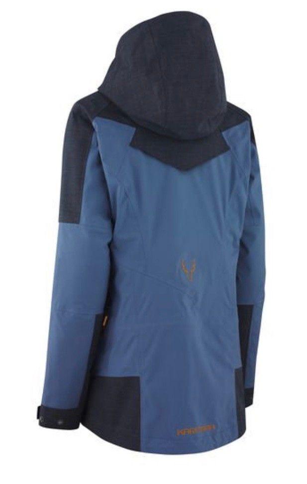 09a1594f Kari Traa Voss back flip jakke - super skalljakke med selvstendig ...