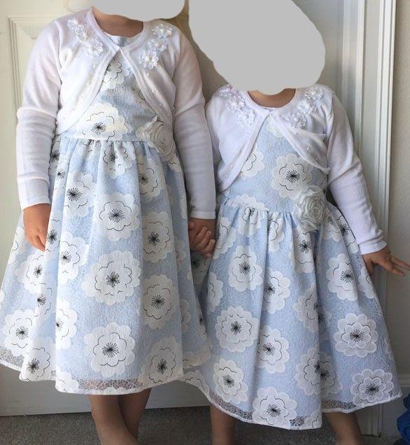 b34409e6735 Nydelig kjole kjøpt i USA str 104 | FINN.no