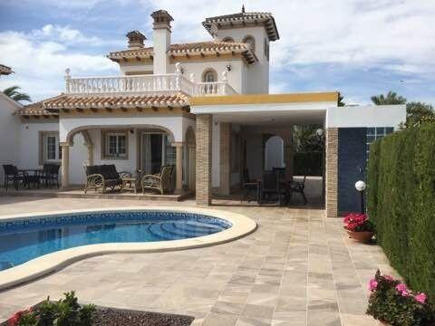 Velkommen til feriehuset Playa Flamenca!