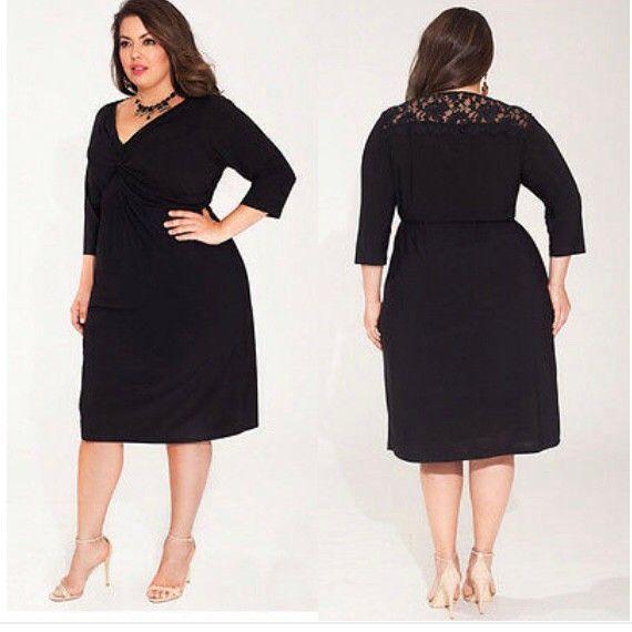 93817ece Kjole klær store størrelser | FINN.no