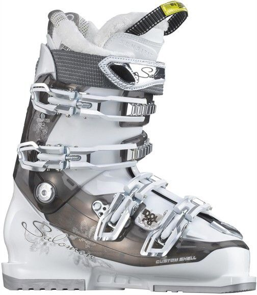 Salomon Idol 75 alpinstøvler str 2626.5 | FINN.no