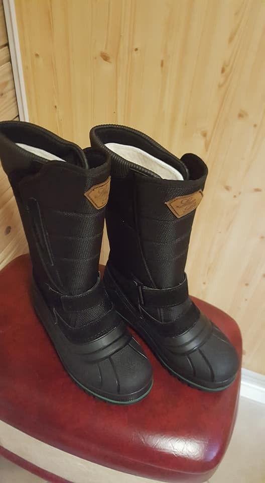Scooter utstyr, nesten nytt, vinter bukse og vinter støvler