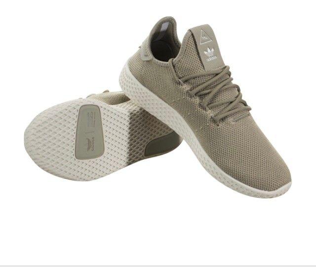 Adidas Originals HU Pharrel Williams Sneakers str 37 13