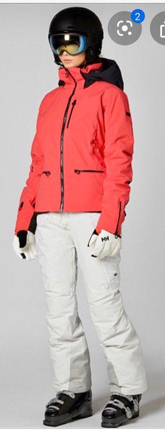 Alpin jakke og bukse fra Helly Hansen. | FINN.no