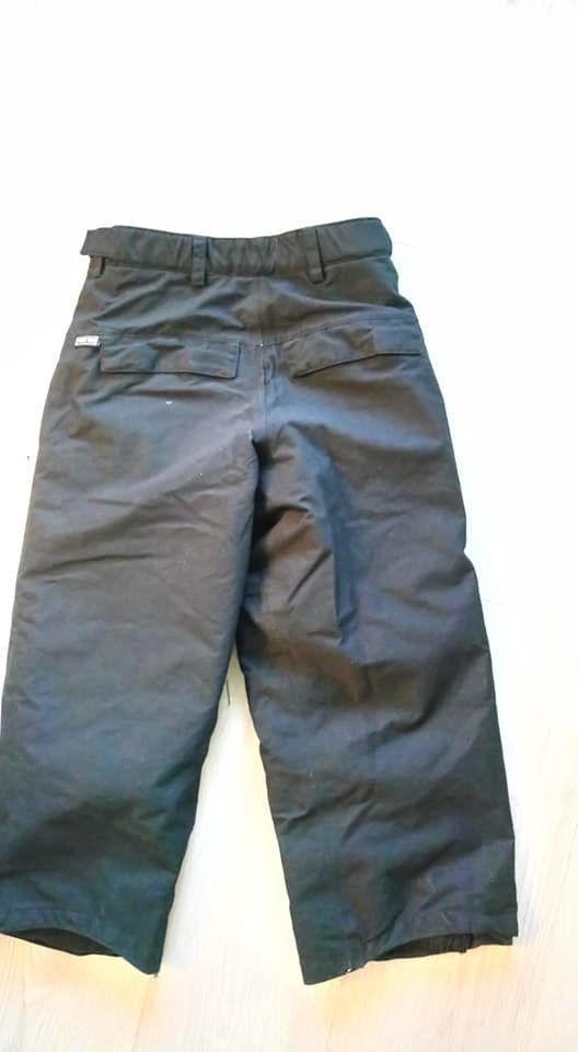 Vinter bukse (ikke brukt) str 122128
