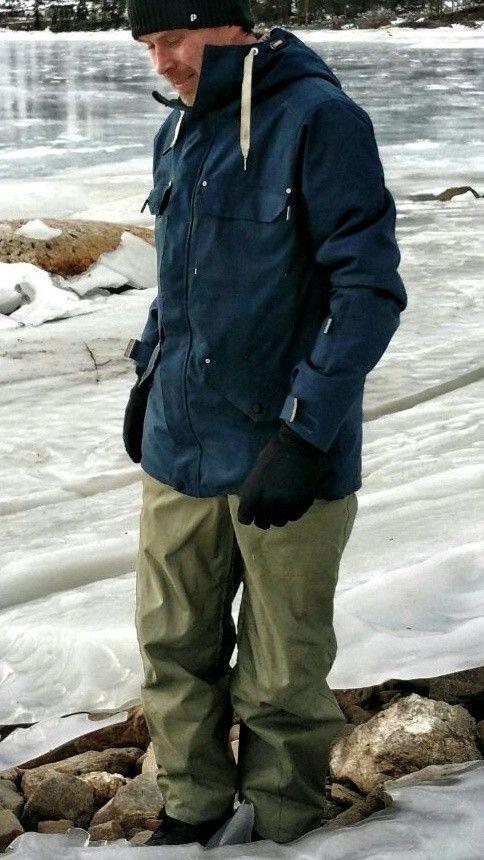 Sabotage snowboardjakke | FINN.no