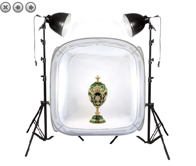 Produktfoto telt med lys sett | FINN.no
