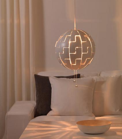 IKEA PS 2014 taklampe (hvitkobber) | FINN.no