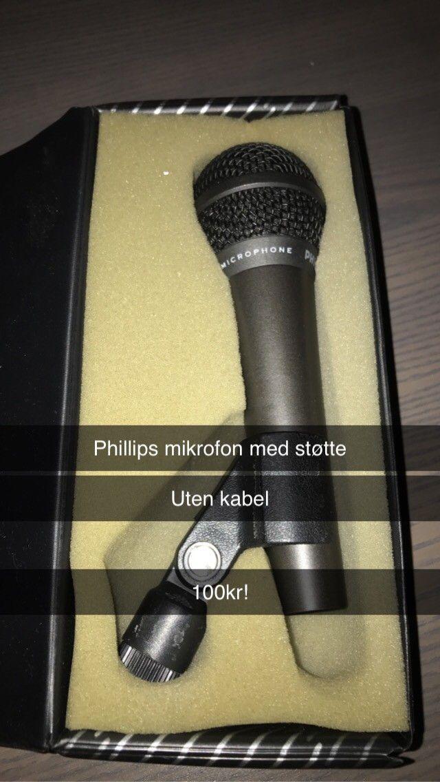 Mikrofon og lydkort | FINN.no