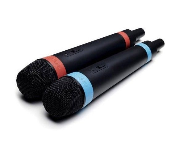 Singstar mikrofon | FINN.no