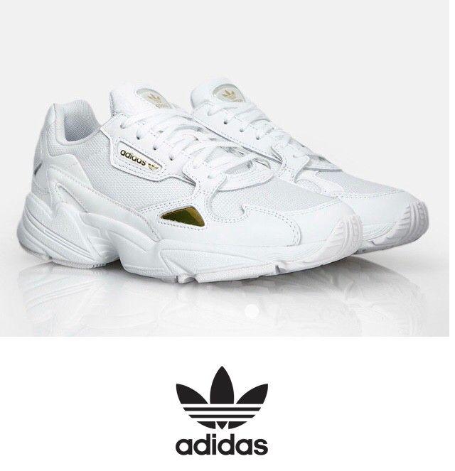 Adidas Falcon White | FINN.no