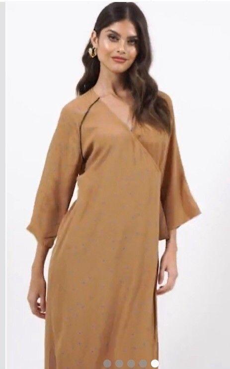 Anden kjole, MSCH, str. L