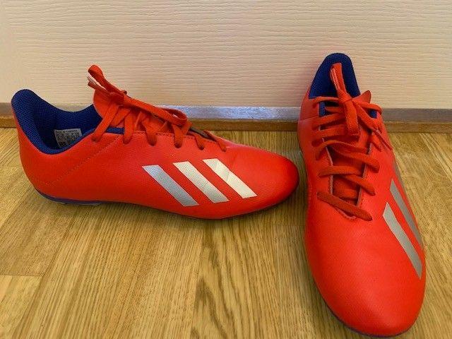 Adidas X 18.4 fotballsko str 38 23 | FINN.no