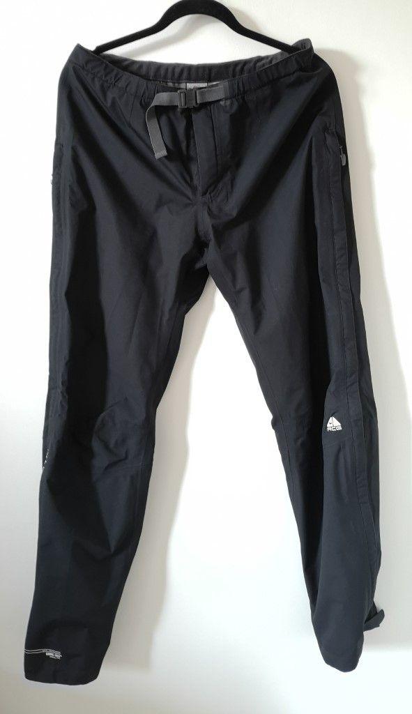 Ubrukt Nike GORE TEX bukse Str L | FINN.no