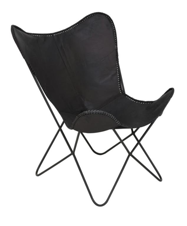 svart Butterfly stol | FINN.no