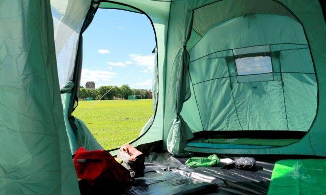 Testvinner Campx Top camp telt | FINN.no