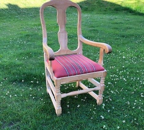 Krognes stol med armlener | FINN.no