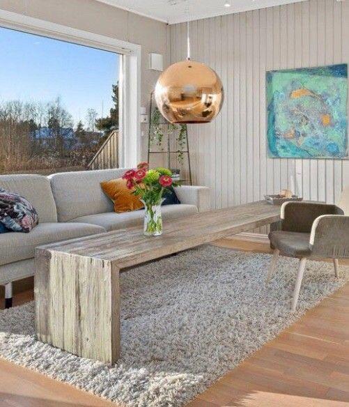 Røft salongbord RESERVERT | FINN.no