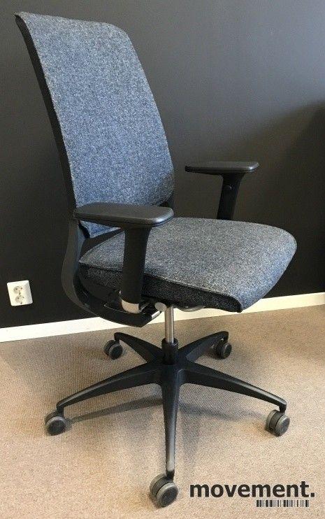 Diverse brukte kontorstoler Begrenset utvalg! | FINN.no
