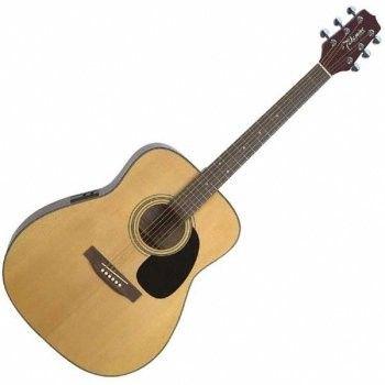 Takamine EG240 akustisk gitar med mikrofon | FINN.no