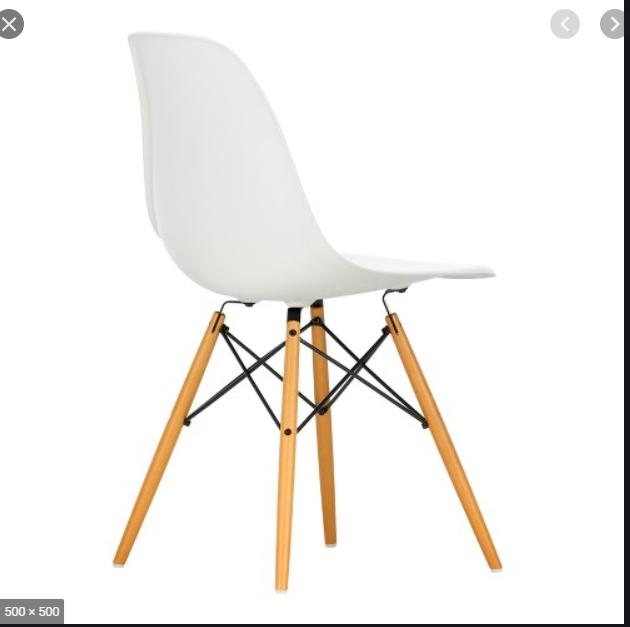 Charles Eames stoler med pute   FINN.no