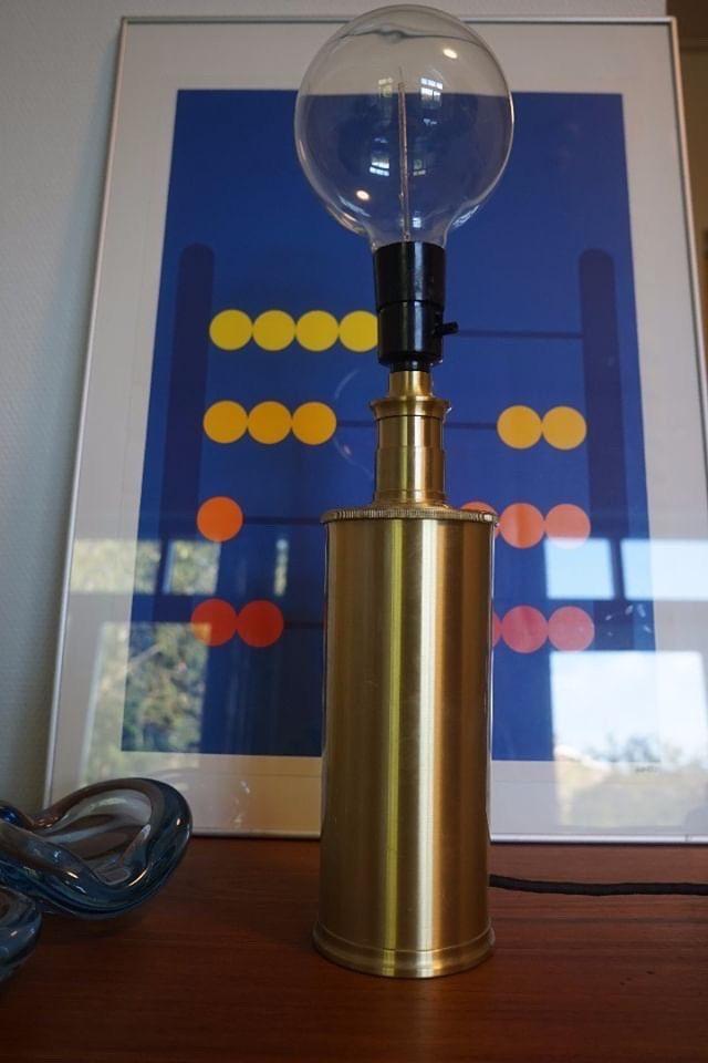 Gunnar Biilman Petersen Teleskop lampe Le Klint | FINN.no