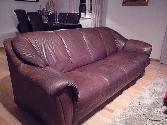 Uvanlig Ekornes Stockholm sofa   FINN.no QM-08