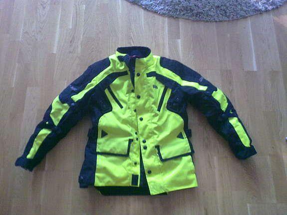 3fa896e7 IXS MC-jakke dame, størrelse DL (1/2)