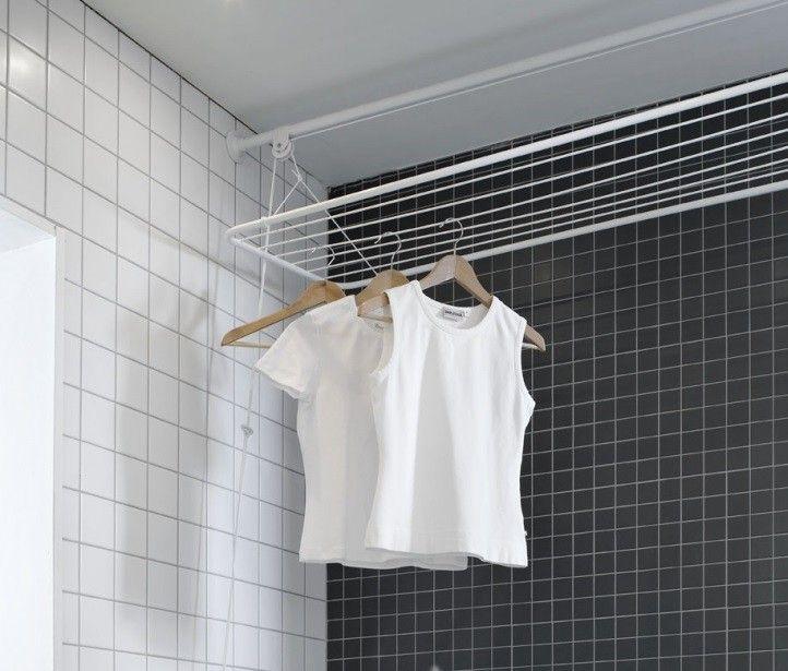 7 budsjettvennlige ideer for et mer praktisk vaskerom