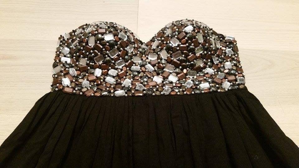 One Teaspoon Dress - Porsgrunn  - Kjole fra One Teaspoon brukt kun én gang. Størrelse 10. Usynlig glidelås i ryggen. Ta gjerne kontakt for mer info/bilder. - Porsgrunn