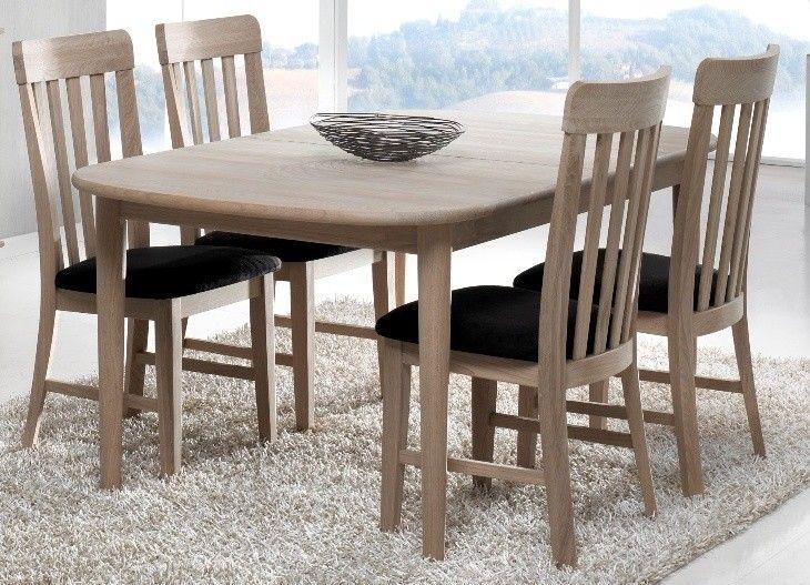 Fantastisk Ovalt spisebord med smart udtræk | FINN.no NW14