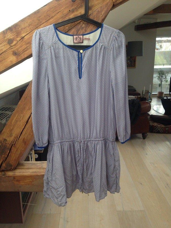 38e94fee1 Kjole fra Juicy i silke med lommer og søte detaljer   FINN.no