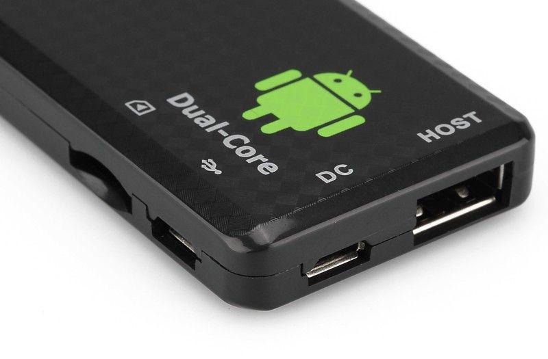 Mini Android 4.4 TV Dongle Dual Core CPU, 1GB RAM, 1080p