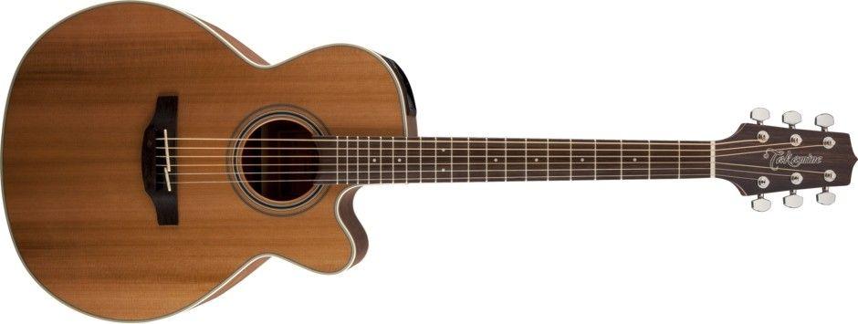 Akustisk Gitar med Mikrofon
